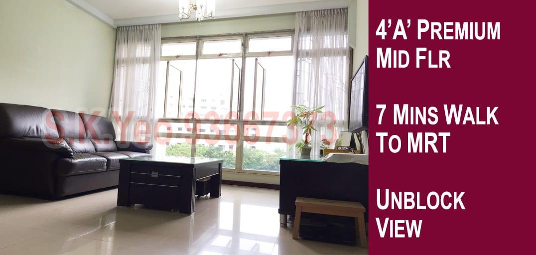 4 A Seng Kang Hdb For Sale Blk 268b Compassvale Link Mid Flr By Property Agent S K Yeo Era Sengkang To Punggol By Real Estate Property Agent S K Yeo Era Residential