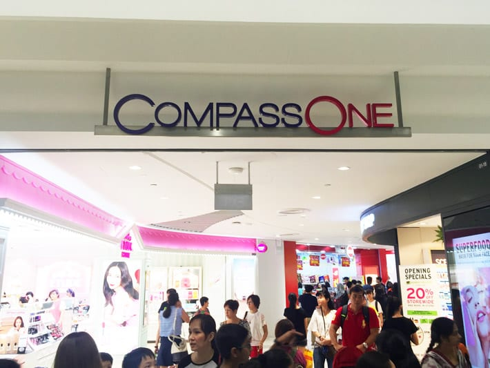 Compass-One