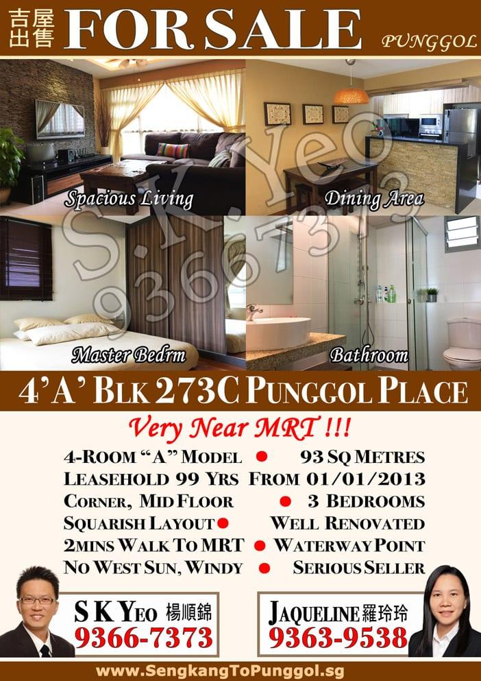 Punggol-Blk-273C-4A-Listing
