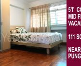 5'I' Punggol HDB For Sale – Blk 130 Edgedale Plains by Property Agent S.K.Yeo ERA