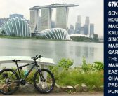 PCN Cycle from Sengkang Punggol to Marina Bay Sands to Gardens By The Bay to East Coast to Changi