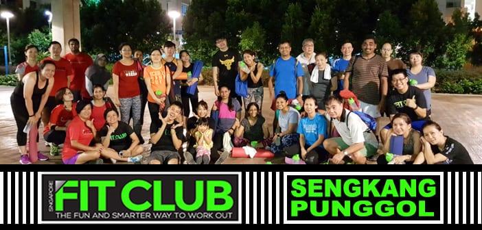 SENGKANG PUNGGOL FIT CLUB – ZUMBA – TABATA – KICKBOXING-CARDIO