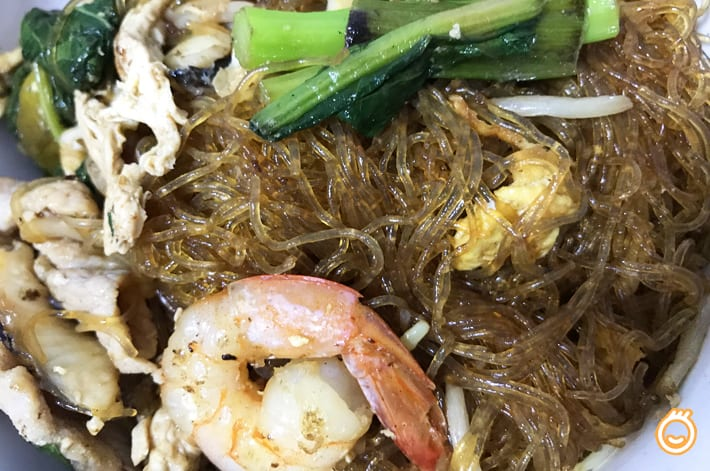 Sengkang Best Cze Cha / Zi Char Food - Zhen Da ji Hong Kong Street