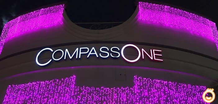 Compass One Shopping Mall at Sengkang MRT