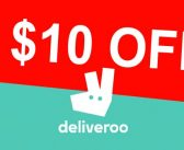 UP TO $10 OFF Using DBS or POSB cards with DELIVEROO till 31st Dec 2018
