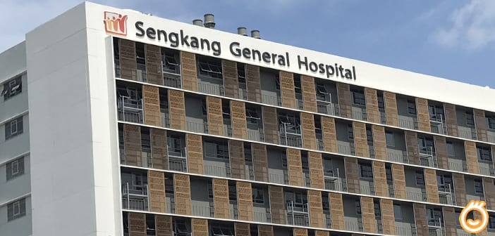 Sengkang Health – Sengkang General & Community Hospitals and Medical Centre