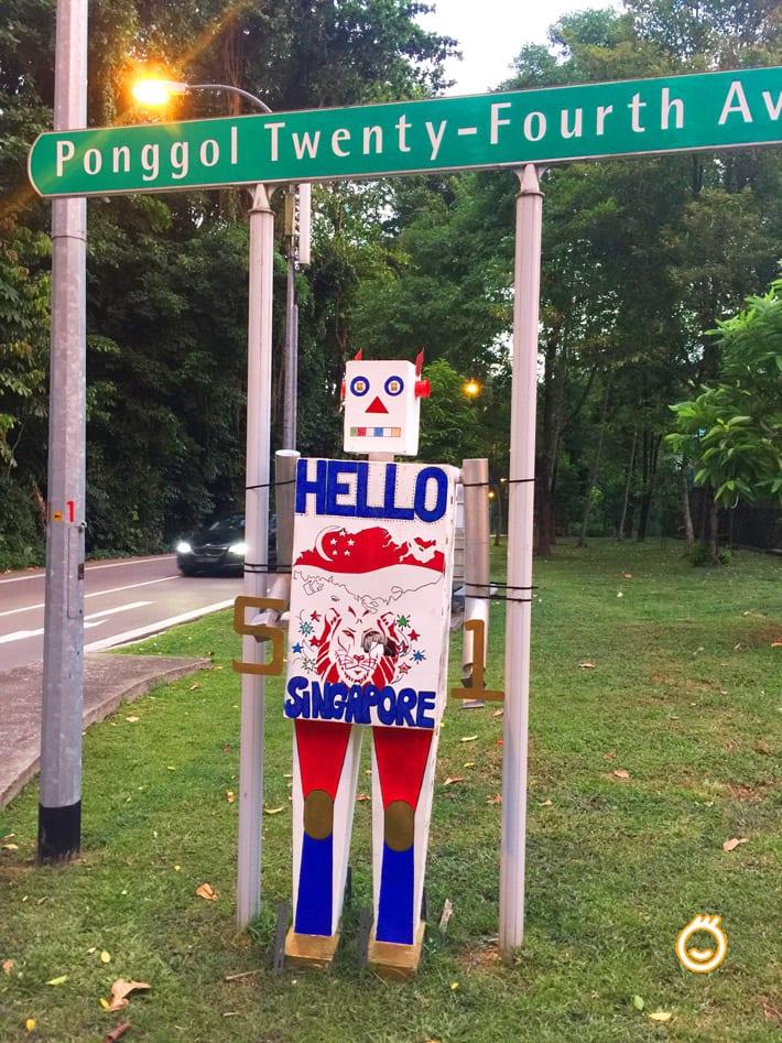 Punggol Robot