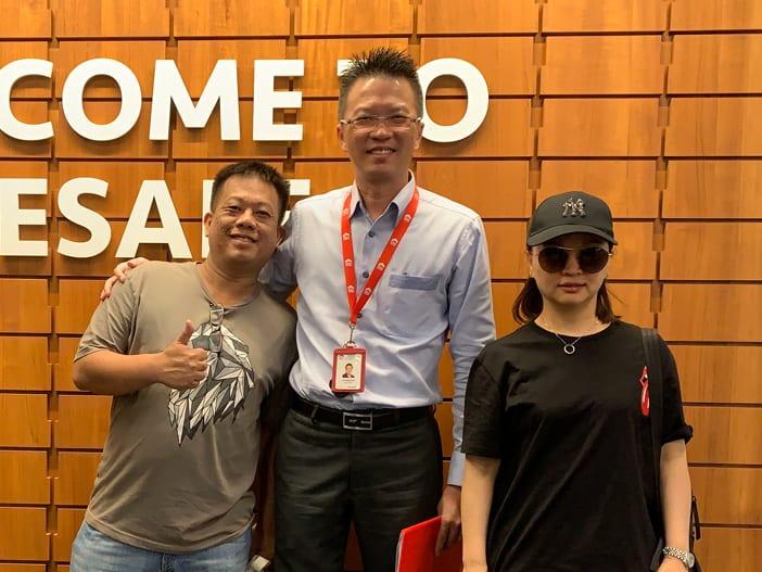 Sengkang Punggol Real Estate Agent Testimonial