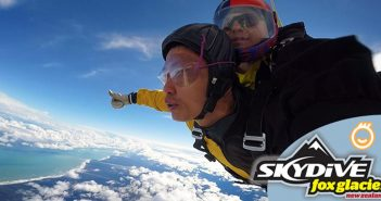 SKYDIVE New Zealand Fox Glacier