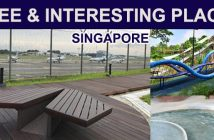 Free and Interesting Places in Singapore