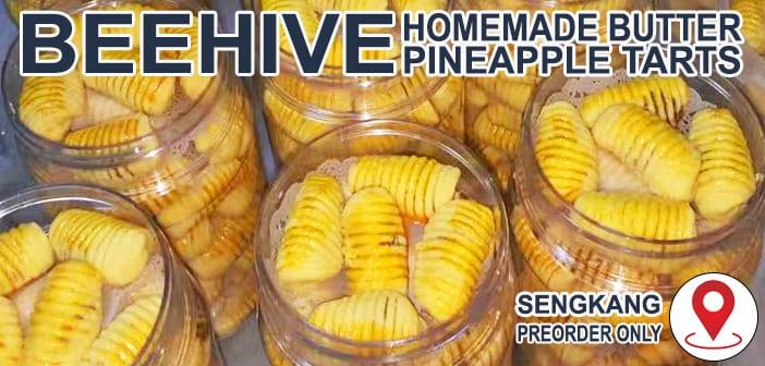 Beehive Pineapple Tarts Sengkang