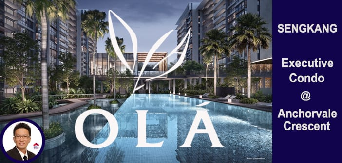 OLA Executive Condo in Sengkang