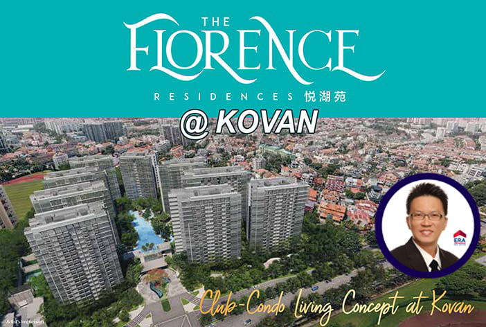 Florence Residences Kovan Hougang Condominium showflat prices brochure new launch website
