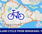 [Updated] PCN Cycle Round Singapore Island Route RIR from Sengkang Punggol