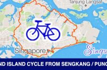 PCN-Cycle-122km-Round-Singapore-Island-cycling-from-Sengkang-Punggol-route