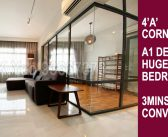 4'A' Sengkang HDB For Sale – Blk 273C Compassvale Link Top Floor by Property Agent S.K.Yeo ERA