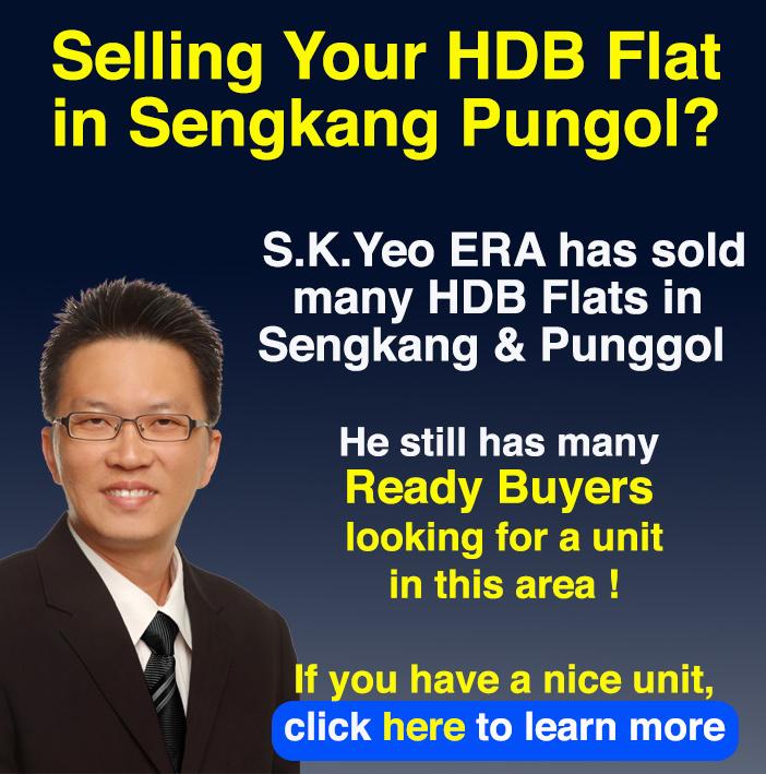 Selling Sengkang Punggol HDB Flats