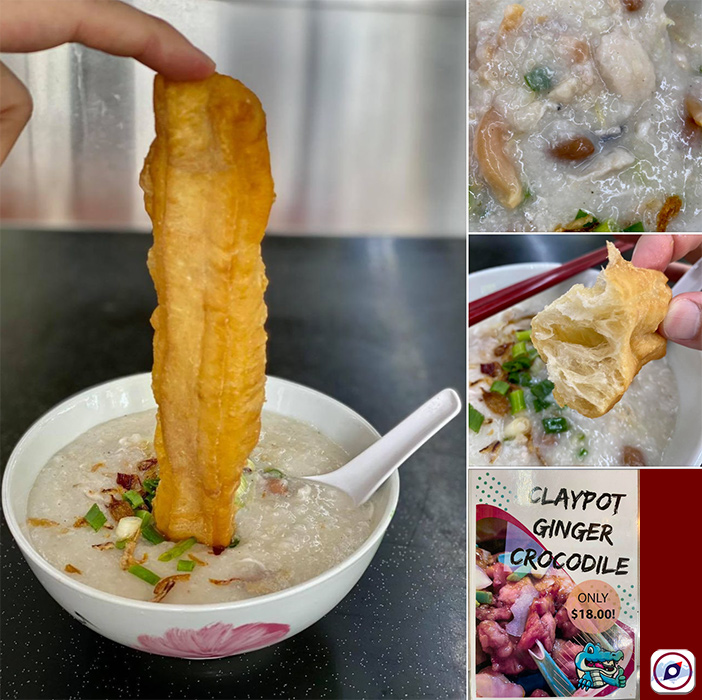 Sengkang-Crocrodile-Frog-Porridge-BBQ-Stingray