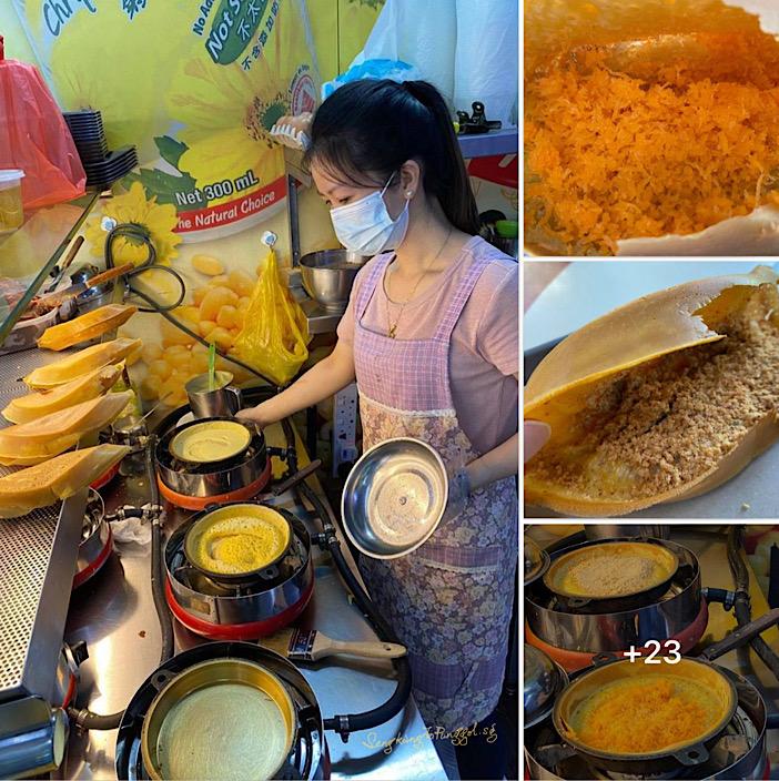 Punggol Sumang Pancakes Mee Chiam Kueh