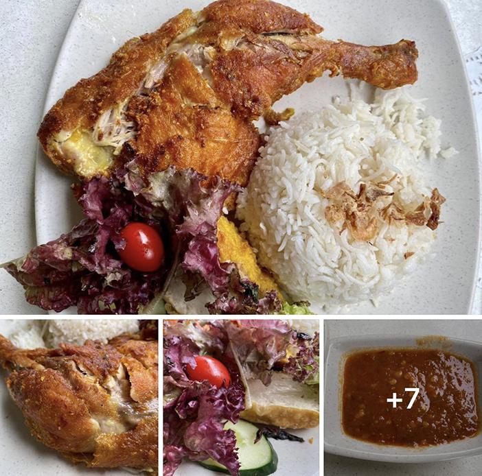 Sengkang-Punggol-Halal-food-Ayam-Penyet