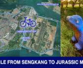 PCN Cycle from Sengkang Punggol To Jurassic Mile – Changi Airport PCN – Coastal PCN – Changi Village – Loop